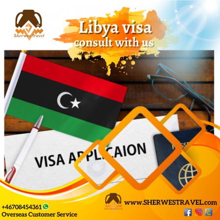 Libya visa service